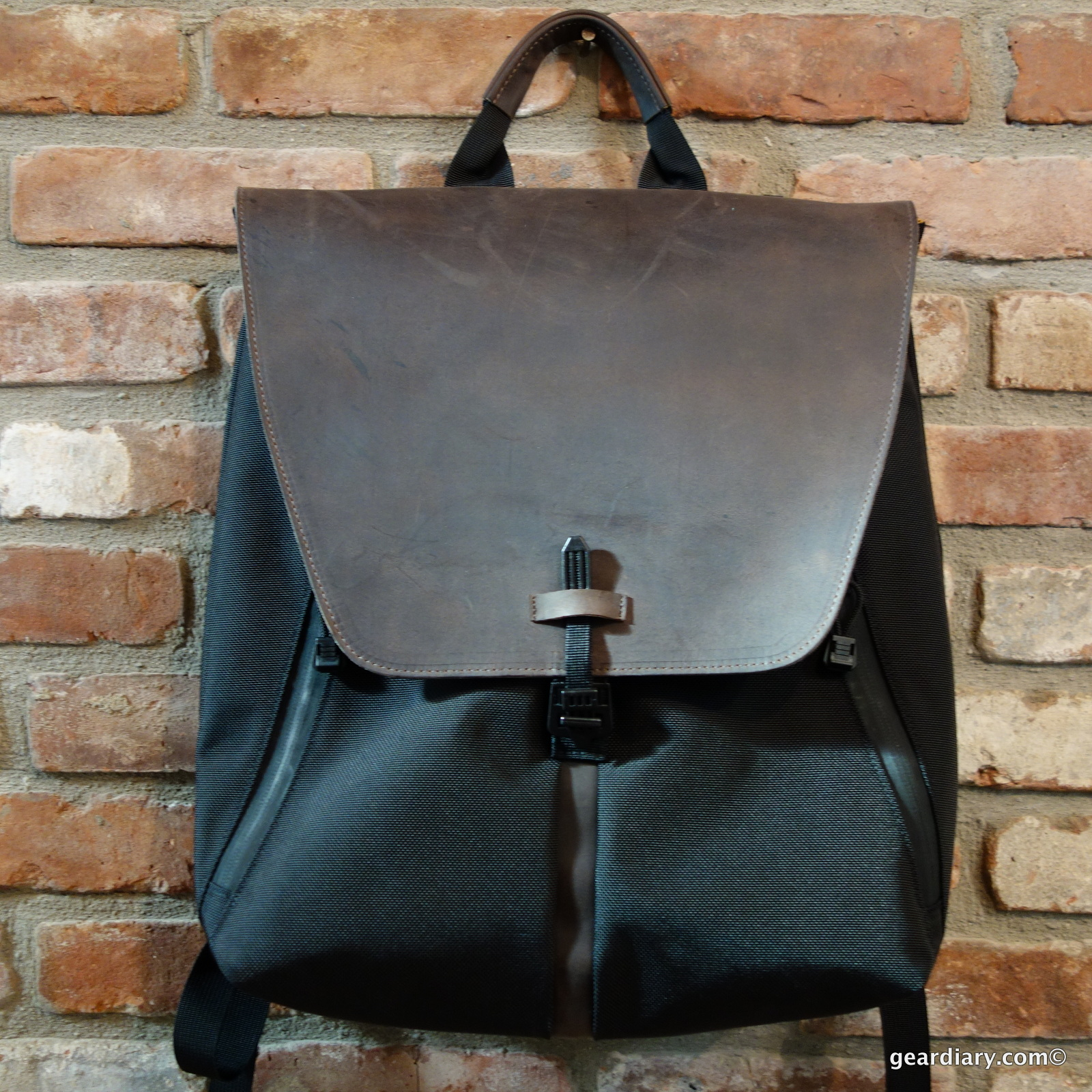 GearDiary The Waterfield Staad Backpack Received and Examined