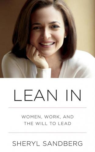 Sheryl Sandberg drew fire for her book, Lean In