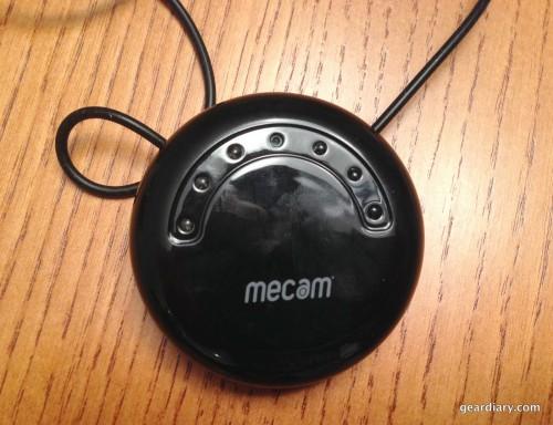 The MeCam up-close.