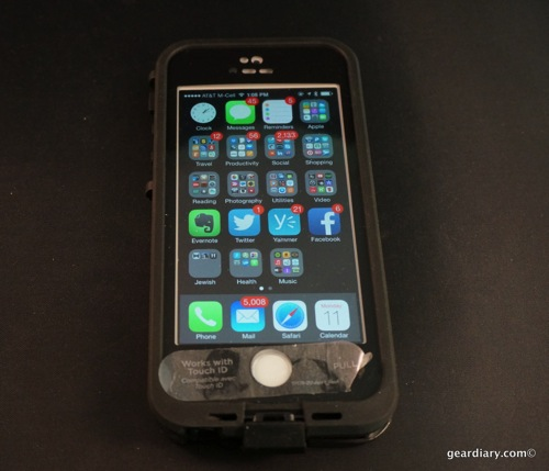 LifeProof fr? for the iPhone 5s