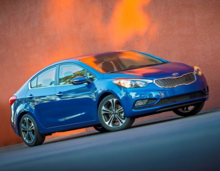 GearDiary Joy of Driving Alive and Well in All-New 2014 Kia Forte EX Sedan