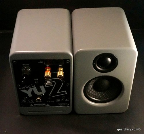 Kanto Yu2 Powered Desktop Speakers Review How A Set Of
