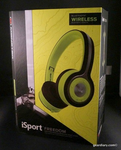 Gear Diary Monster iSport Freedom Bluetooth Headphones 41 001