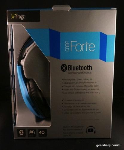 Gear Diary iFrogz Forte 51