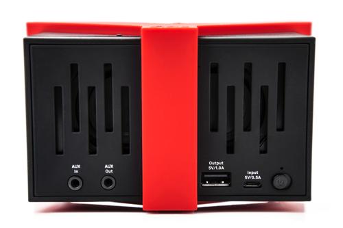 TYLT Tunz Portable Bluetooth Speaker