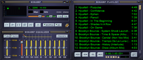 Winamp Closing Down