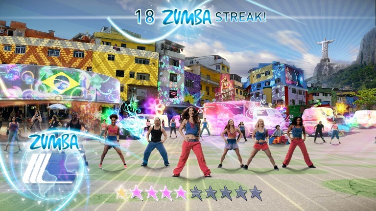 GearDiary Zumba Fitness World Party Review for Nintendo Wii U