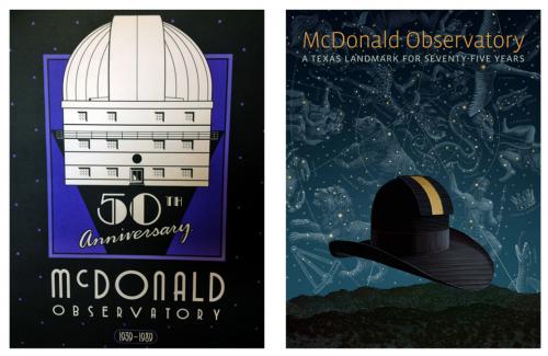 mc donald observatory anniversary