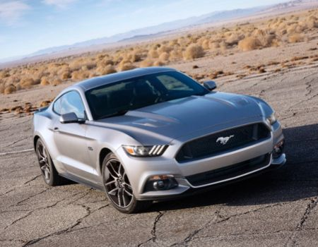 Ford Debuts Next-Generation 2015 Mustang UPDATED