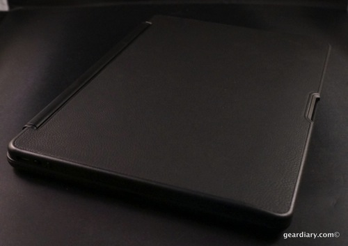 Gear Diary ZAGG Folio Keyboard Case iPad Air 08