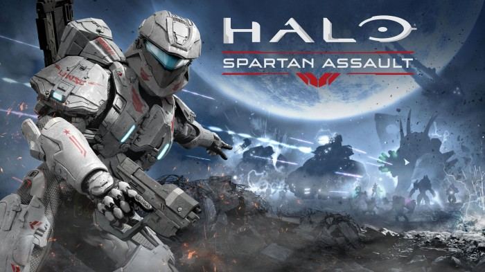 GearDiary Halo: Spartan Assault Coming to Xbox One This Christmas Eve