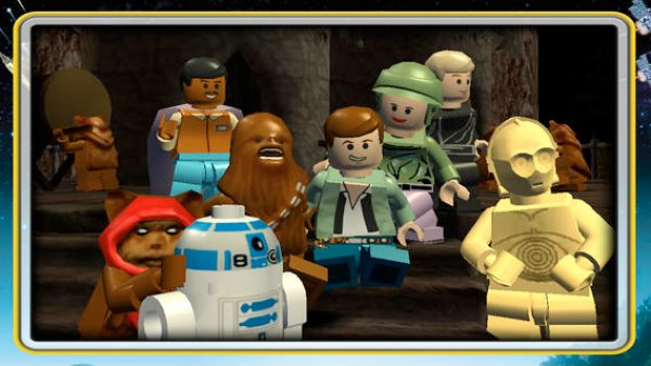 GearDiary 'LEGO Star Wars: The Complete Saga' Arrives on iTunes App Store