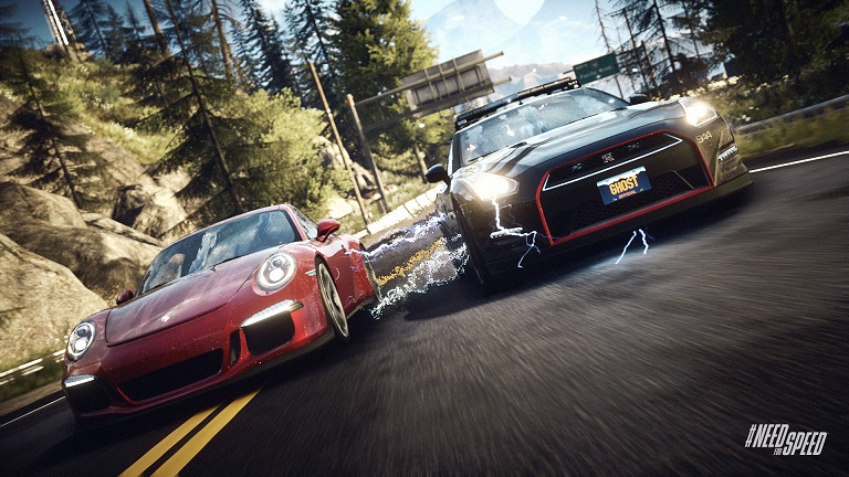 GearDiary Need For Speed Rivals Review on PlayStation 4
