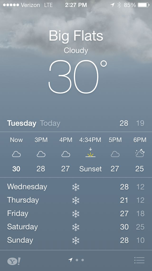 GearDiary Sorry Apple Weather, That Is NOT How You Calculate Wind Chill