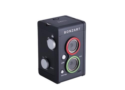 GearDiary Bonzart Ampel Tilt Shift Twin Lens Digital Camera Review - Creative Images from a Retro Camera
