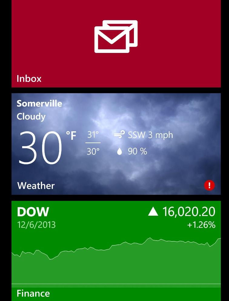 GearDiary The Eternal Optimism of Bing Weather
