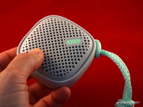 GearDiary Hang Up Your Music With the Nude Audio Move S Wired Portable Wired Speaker