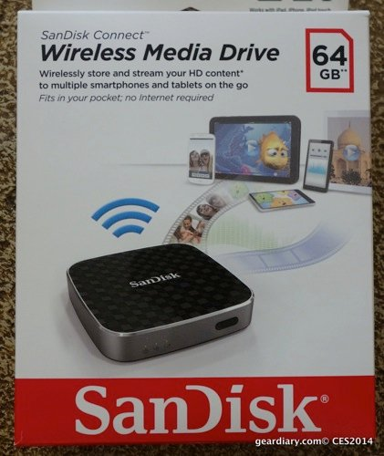 GearDiary End Your Storage Space Blues with the SanDisk Connect Wireless Media Drive