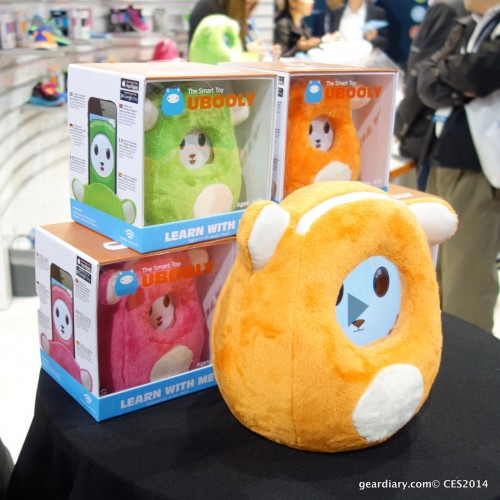 GearDiary UBOOLY Makes Smart Devices Fun and Educational