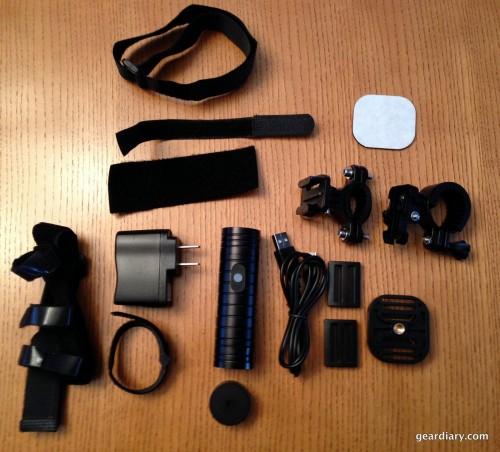 GearDiary SJ2000 Outdoor Sports HD Digital Video Camera Review