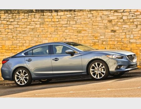 GearDiary 2014 Mazda6 is the New Midsize Sedan Champ