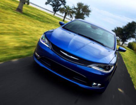 Debut of the All-New 2015 Chrysler 200 Midsize Sedan in Detroit