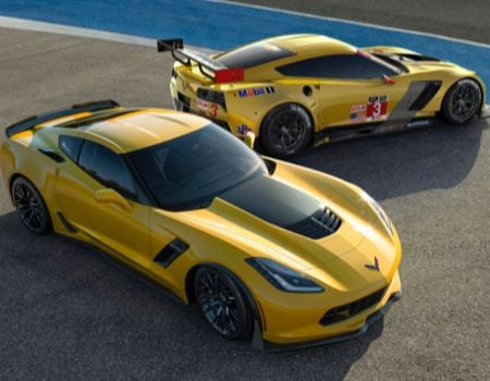 GearDiary Chevy Launches New Rocket in Detroit, Calls It 2015 Corvette Z06