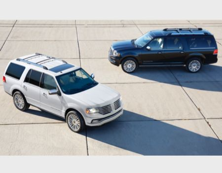 GearDiary 2015 Lincoln Navigator Unveiled - All New and Powered by EcoBoost