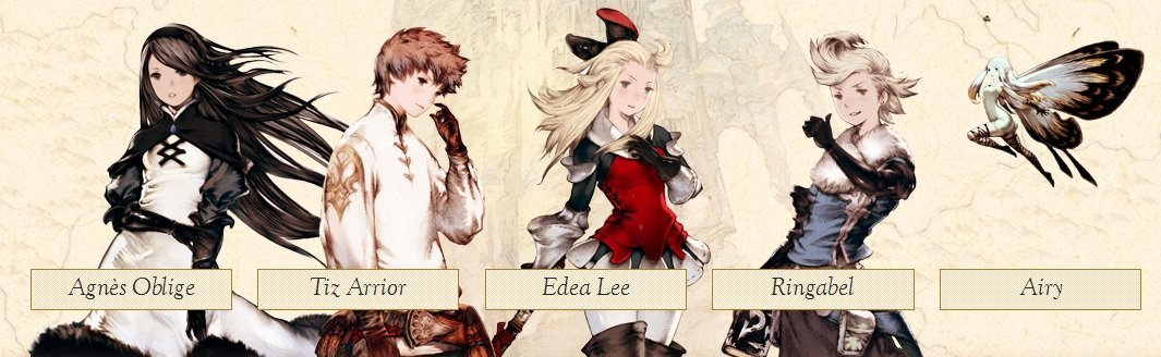 GearDiary Bravely Default Review on Nintendo 3DS