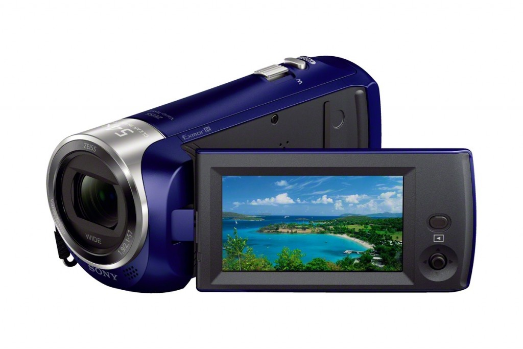 GearDiary Sony Debuts New Handycams, Cameras, and Action Cameras at CES