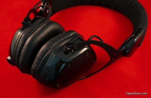 GearDiary V-Moda M-80 On-Ear Headphones - Be Good to Your Ears