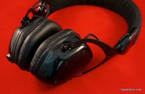 V-Moda M-80 On-Ear Headphones - Be Good to Your Ears