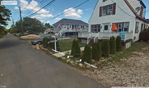Heartbreaking Destruction of Hurricane Sandy Revealed in Google Maps Street View
