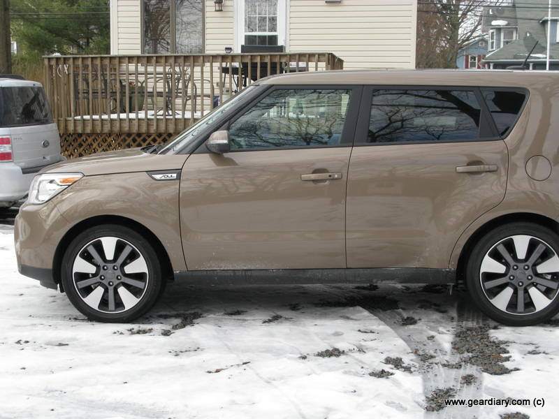 GearDiary 2014 Kia Soul Review — Those Hamsters Are onto Something!