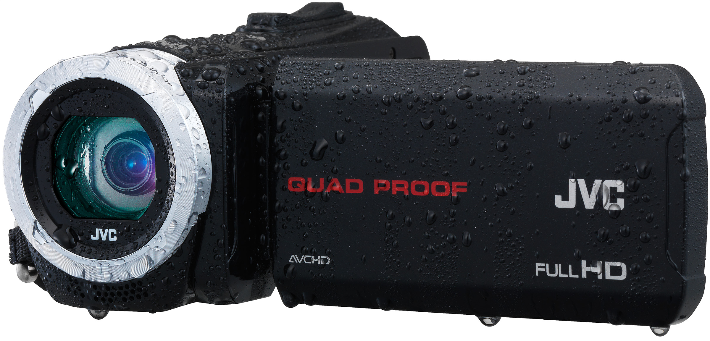 GearDiary JVC Announces Rugged Line of Everything-Proof Everio Camcorders
