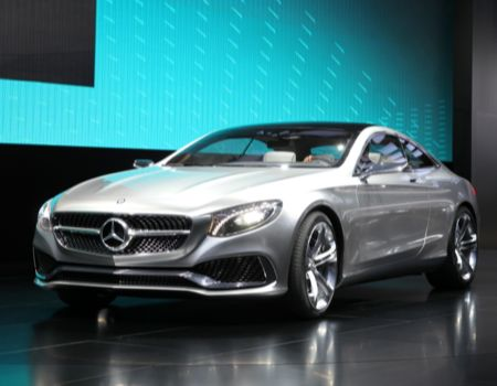 Mercedes-Benz Introduces New Models at NAIAS