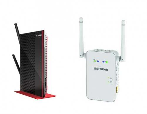 GearDiary Netgear at CES 2014  Announces a Cable Modems, Wifi Extenders, Wifi Cameras and a Dongle Oh My!