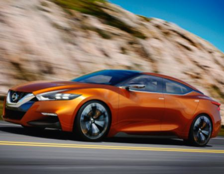 GearDiary Nissan Shows Future of Design with Sport Sedan Concept At NAIAS