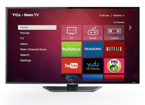 Roku Movies and Streaming Video CES