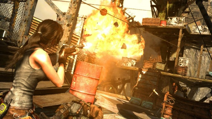 TombRaiderDefEdition-ShotgunExplosion
