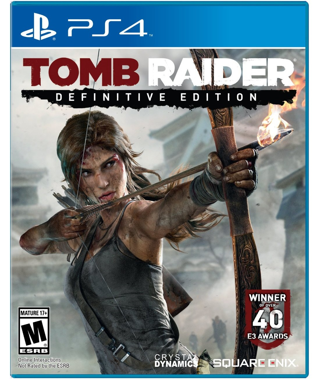 GearDiary Tomb Raider Definitive Edition Review on PlayStation 4
