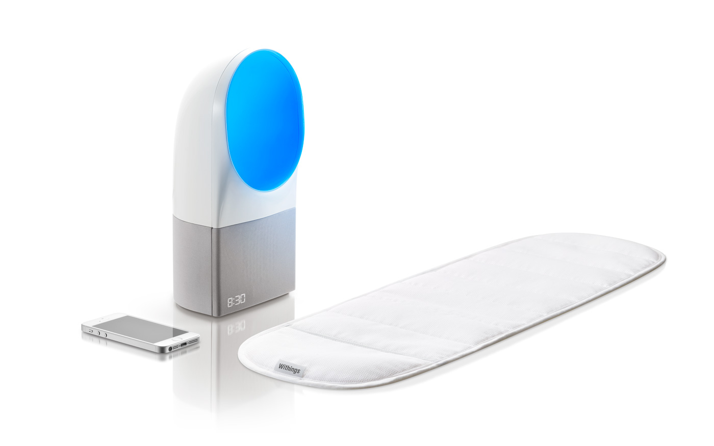 GearDiary Withings Aura Active Smart Sleep System Unveiled at CES 2014