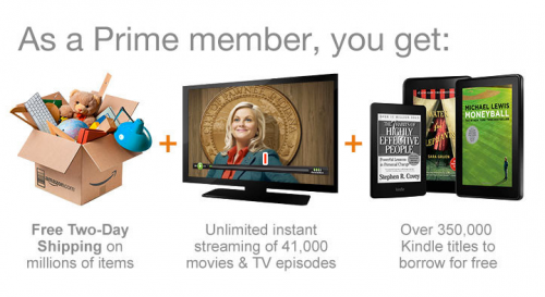 Would you be willing to pay more for Amazon Prime? You may have to.
