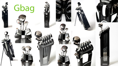GBag Revolutionary New Golf Bag