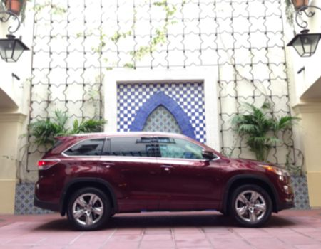 GearDiary 2014 Toyota Highlander Proves 'Third Time's the Charm'