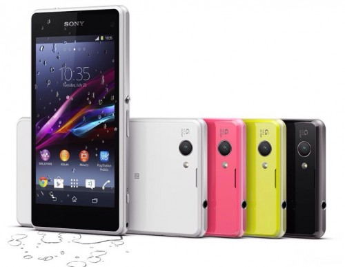 GearDiary Sony announces Xperia Z1 Compact: Small without compromise