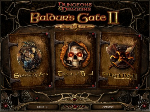 Baldur's Gate II Enhanced Edition for iPad
