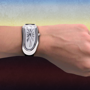 Melting Watch Inspired by Dali