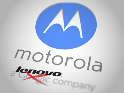 Lenovo Buys Motorola from Google
