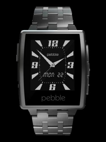 Watches Pebble CES